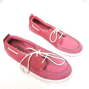 Timberland Earthkeepers Suede Boat OT Loafers